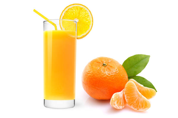 Cam Vat Fresh Vietnamese orange Juice